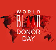 World blood donor day-June 14th. vector illustration. World blood donor day-June 14th. vector . World blood donor day card. Illustration of World blood donor day Royalty Free Stock Photo