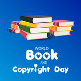 World Book and Copyright Day Stock Photos