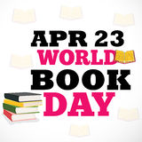 World Book and Copyright Day Stock Images