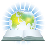 World book icon Royalty Free Stock Photography