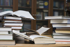 World of books royalty free stock photography