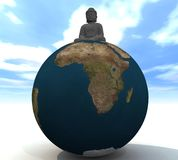 World Budda Stock Images