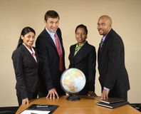 World business. Stock Image