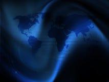 World Business Background Stock Image