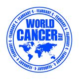 World cancer day Stock Photography
