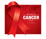 World Cancer Day Stock Photo