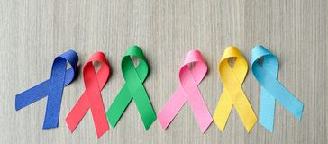 World cancer day royalty free stock image
