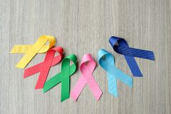 World cancer day royalty free stock images
