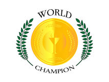 World Champion 1 Royalty Free Stock Images