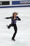World championship on figure skating 2011 Stock Images