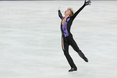 World championship on figure skating 2011 Royalty Free Stock Images