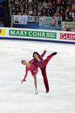 World championship on figure skating 2011 Royalty Free Stock Photo