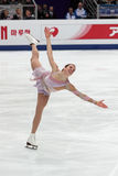 World championship on figure skating 2011 Royalty Free Stock Image