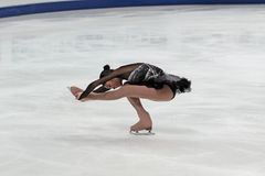 World championship on figure skating 2011 Royalty Free Stock Photos