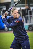 World Championship Softball 2014 Royalty Free Stock Photos