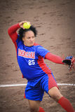 World Championship Softball 2014 Royalty Free Stock Image