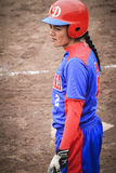 World Championship Softball 2014 Royalty Free Stock Photography
