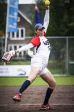 World Championship Softball 2014 Stock Photography