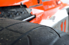 World Championship winning McLaren M23 of James Hunt Stock Photos