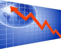 World Chart. Performance grid Stock Photos