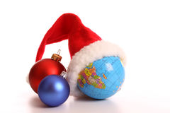 World Christmas Royalty Free Stock Images
