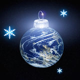 World Christmas Ball Royalty Free Stock Images