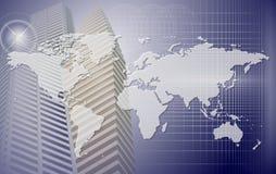 World city Stock Photo