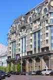 A world-class hotel Stock Photo