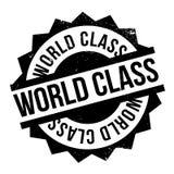 World Class rubber stamp Stock Photos