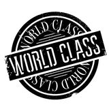 World Class rubber stamp Royalty Free Stock Image