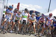 World Class Women's Cycling Race - Tour de PEI stock photos