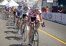 World Class Women's Cycling Race - Tour de PEI Royalty Free Stock Images
