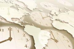 World Clock Stock Photography