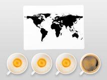 World coffee Stock Photo