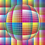 World of colors. Unique color guide to match colors for print Stock Image