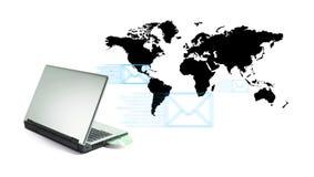 World communication Stock Photos