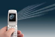 World communication concept Royalty Free Stock Photo