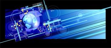 World of Communications Royalty Free Stock Photos