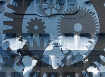 World communications Stock Image