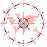 World Compass Stock Images