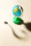 World conception. With a globe Stock Images