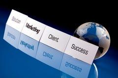 World concepts! Stock Photos