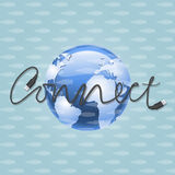 World connect Stock Photo