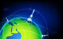 World Connectivity Royalty Free Stock Images