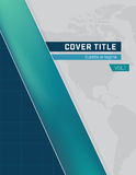 World Cover Design Royalty Free Stock Image