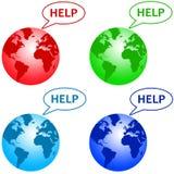 World crisis Stock Images