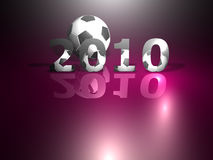 World Cup 2010 Royalty Free Stock Photography