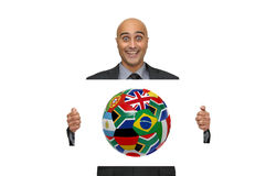 World cup 2010 Royalty Free Stock Image