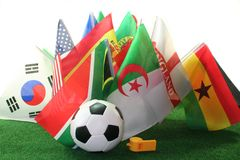 World Cup 2010 Royalty Free Stock Images