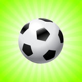 World Cup 2010 Soccer Ball Royalty Free Stock Photography
